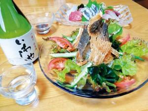 旬の魚料理を贅沢に堪能【居酒屋 いわしや】