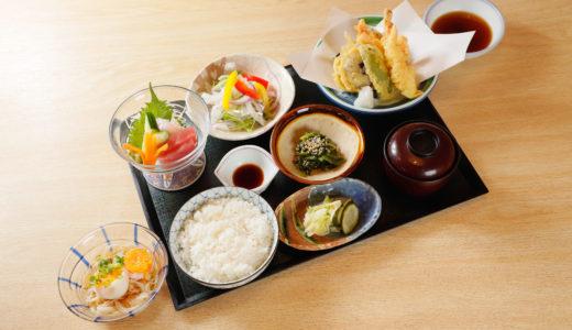 料理一筋半世紀!生粋の料理人が腕をふるう和食の数々【花かんざし】