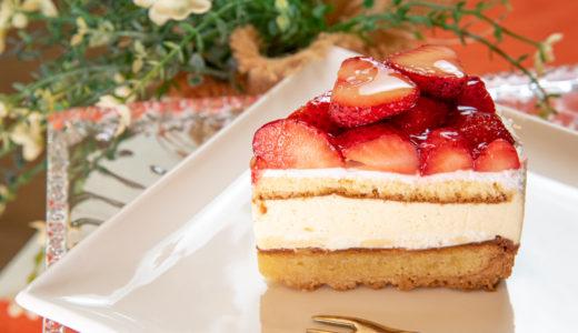 旬のフルーツと身体に優しい原材料を使ったみんなが喜ぶスイーツ【ケーキハウスパナッシェ】