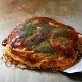 麺が選べるお好み焼きに鉄板料理も充実!【お好み焼き福の神】